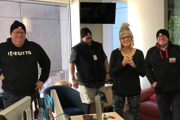 Article image for Over 100,000 Beanies sold for Mark Hughes Foundation