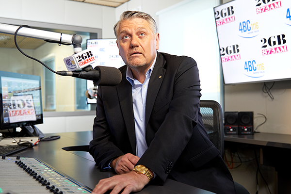 Article image for 'Close the borders': Ray Hadley demands immediate action to protect NSW