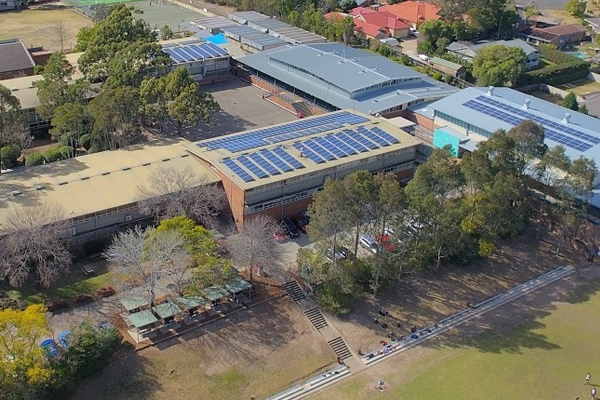 Article image for EXCLUSIVE | Asbestos discovered at Sydney high school