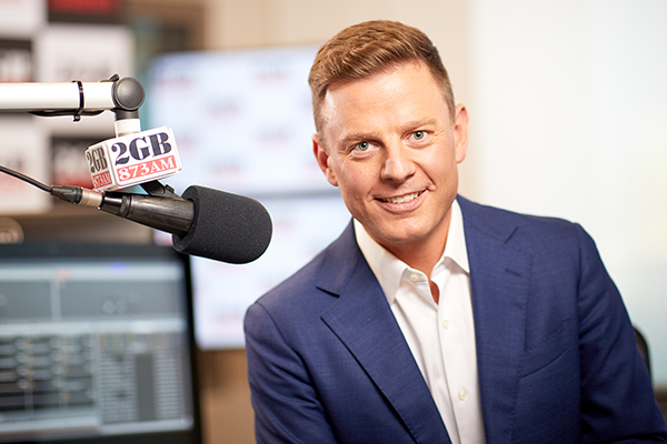 Article image for Ben Fordham reacts after 'ludicrous' scrutiny over Mick Fuller interview