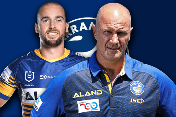 Article image for Eels CEO grateful for decision not to dump coach during club's 'dark periods'