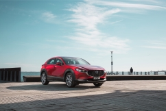 Mazda's CX-30 SUV – the right package size for a small family, best in 2.5-litre form.