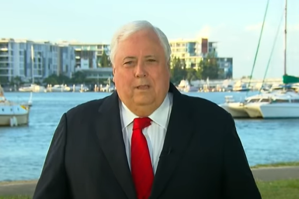 Article image for Clive Palmer fails to secure a single seat in QLD election