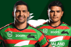 Rabbitohs star condemns racist abuse in support of Latrell Mitchell