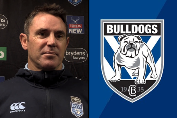 Article image for Coaching team will determine Trent Barrett's success warns Brad Fittler