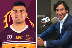 Johnathan Thurston labels Titans' offer to Fifita 'ridiculous'