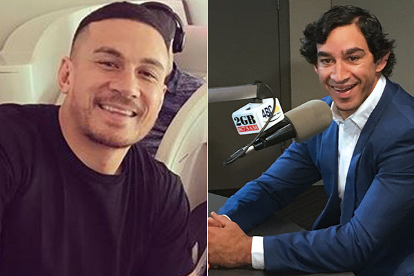Article image for Sonny Bill Williams 'would've been a good fit' for NZ Warriors