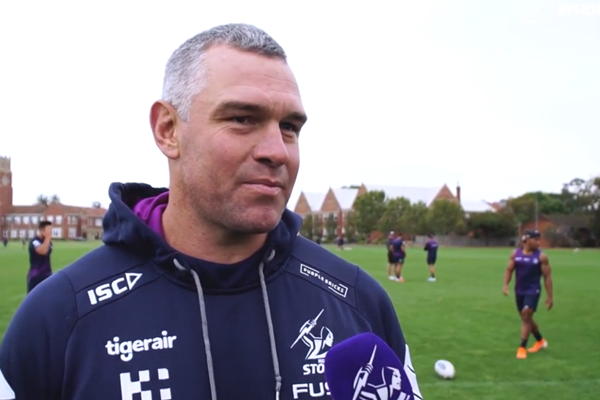 Article image for Storm's Jason Ryles out of contention for Dragons coaching gig
