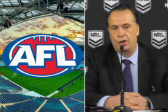 Peter V'landys retracts controversial comments about AFL Grand Final