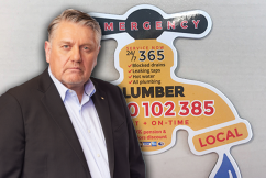 Ray Hadley's warning for listeners after Plumbing Detectives exposed