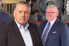 'He is a buffoon!': Ray Hadley tears into Arts Minister