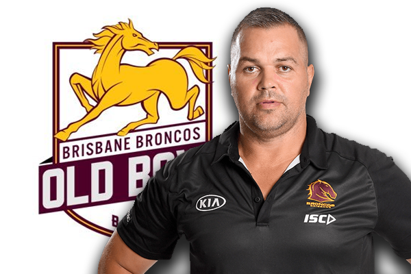 Article image for 'The trainwreck's here!': Broncos Old Boys chairman fires up over 'idiotic' ultimatum