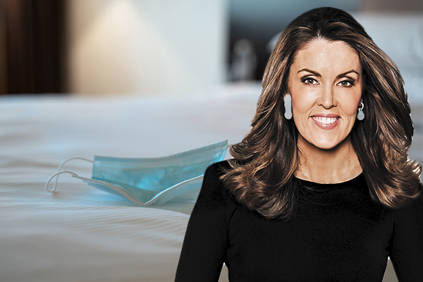 Article image for Peta Credlin joins call to mandate masks to avoid sharing Victoria's fate