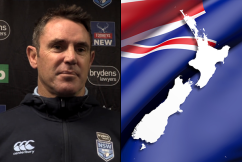 EXCLUSIVE | Blues coach endorses Origin away game across the Tasman