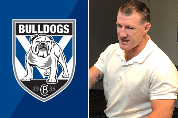Article image for Paul Gallen's solution to save the 'second-rate' Bulldogs