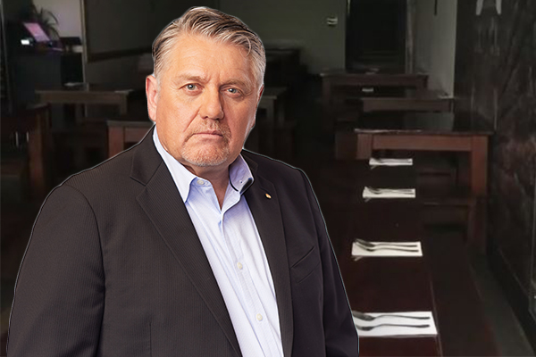 Article image for Ray Hadley reveals alleged negligence linked to COVID-19 cluster