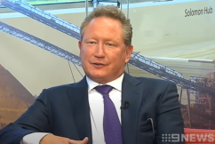 'Enough is enough': Andrew 'Twiggy' Forrest declares war on big tech