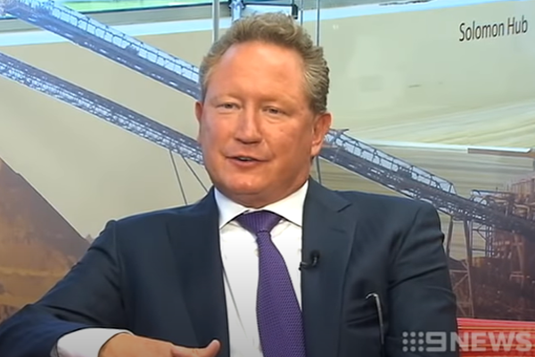 Article image for 'Enough is enough': Andrew 'Twiggy' Forrest declares war on big tech