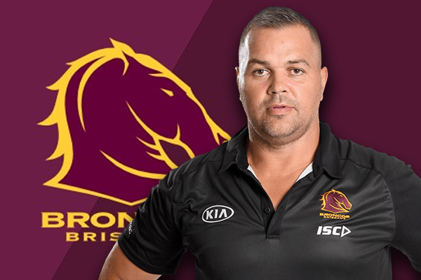 Article image for Former Bronco nominates unorthodox replacement for Anthony Seibold
