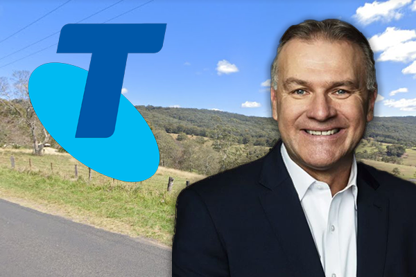 Article image for Jim Wilson delivers a win for isolated residents battling Telstra