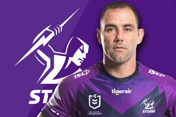 Article image for Cameron Smith's father surprises with pick for greatest NRL player of all time