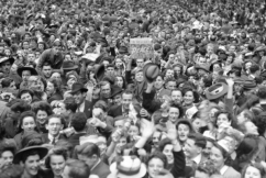 Aussies share their memories from the end of WWII