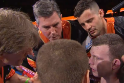 'It wasn't a good look': Jeff Horn's trainer under fire after fight