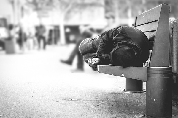 Article image for COVID-19 homelessness crisis exposes new vulnerable groups