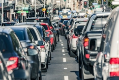 Why Sydney will 'never, ever' have a congestion tax