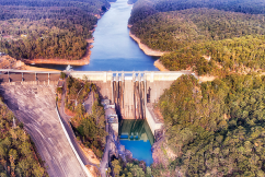 Green groups fight plan to raise Warragamba Dam wall