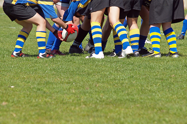 Article image for Parents rally together against junior footy COVID regulations