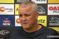 Anthony Griffin's message to fans after being named Dragons coach