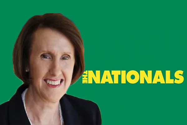 Article image for Nationals MP 'disappointing' betrayal of their electorate