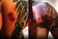 Curtis Scott case escalates as lawyer releases brutal photos