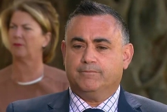 'I'm just not right': John Barilaro's candid conversation with Ben Fordham