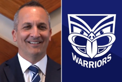NRL boss commends NZ Warriors' 'unbelievable sacrifices'