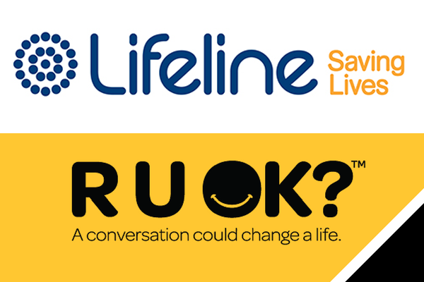 Article image for Lifeline chairman's powerful and personal plea this R U OK? Day