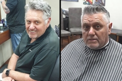 WATCH | Extreme makeover Ray Hadley style