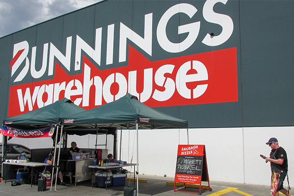 Article image for EXCLUSIVE | Bunnings sausage sizzle is back on!