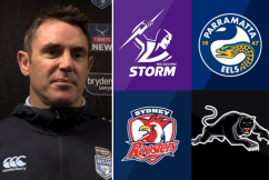Brad Fittler reveals his tip for the 2020 Premiership