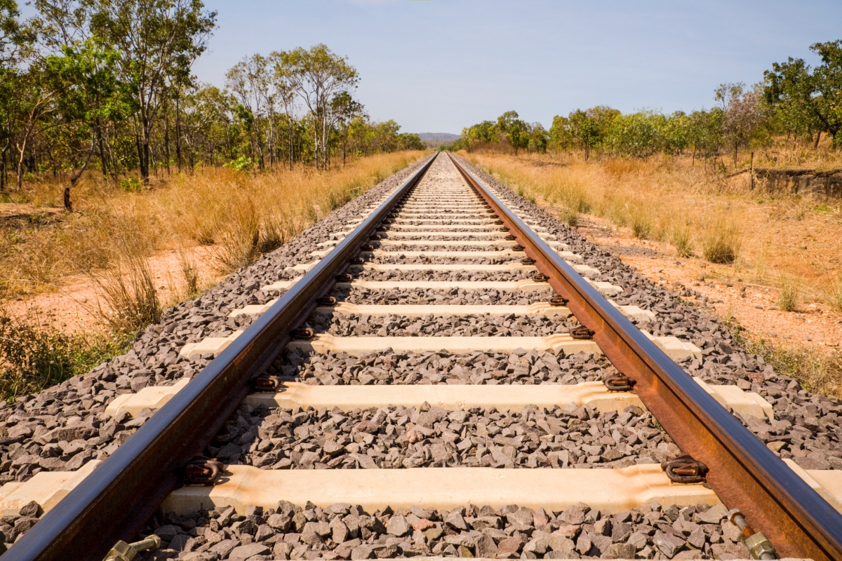 Article image for Freight rail project an 'engineering marvel' connecting capital cities
