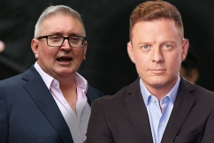 Ben Fordham goes head-to-head with Don Harwin over 'dud' Powerhouse plan