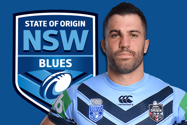 Article image for Brad Fittler reveals James Tedesco on road to recovery for State of Origin