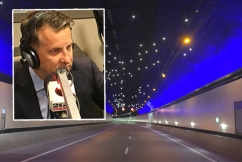 Andrew Constance defends necessity of NorthConnex truckie tolls