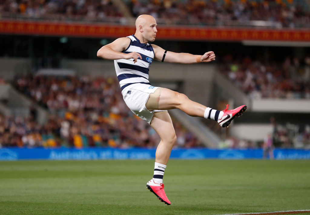 Article image for Geelong Cats great predicts 'fairytale finish' for Gary Ablett