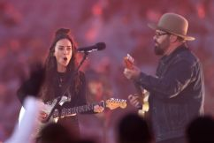 Aussie rock throwback becomes Amy Shark's 'stroke of brilliance'