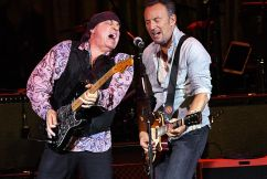 On the fifth day they rested: The E Street Band's production of biblical proportions