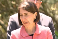 Gladys Berejiklian announces further easing of restrictions