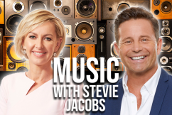 Music with Stevie Jacobs