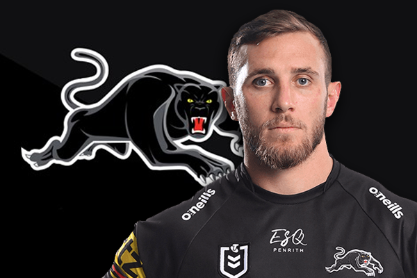 Article image for Panthers star chases a spot in Queensland's State of Origin squad